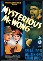 Mysterious Mr. Wong (Import) (dvd)