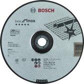 Doorslijpschijf gebogen Best for Inox - Rapido A 46 V INOX BF, 230 mm, 22,23 mm, 1,9 mm 1st
