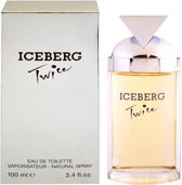 Iceberg Twice Femme - 100 ml - eau de toilette