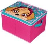 Nickelodeon Paw Patrol Opbergmand Roze 26 Cm