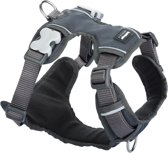 Padded Harness 56 tot 80 cm DH-PH-GY-LG
