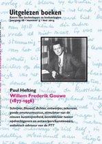 Uitgelezen boeken 16-4 - Willem Frederik Gouwe
