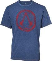 Assassin s Creed - Faux Denim T-shirt - S