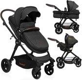 Kinderwagen Baninni Ayo Notte (incl. autostoel en tas)