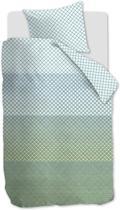Beddinghouse Lunas Blue - Dekbedovertrek - Eenpersoons - 140x200/220 - Blauw