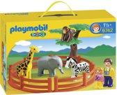 Playmobil 123 Dierentuin - 6742