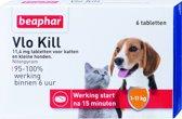 Beaphar Vlo Kill -  Kleine Hond/Kat - Tot 11 Kg -