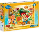 Jake and the Never Land Pirates Puzzel (100stuks)Disney