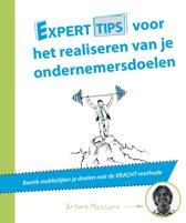 Experttips boekenserie - Experttips voor het realiseren van je ondernemersdoelen