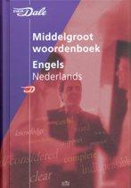 Van Dale Middelgroot woordenboek Engels-Nederlands