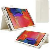 Samsung Galaxy Tab S 8.4 hoes map cover T700 wit