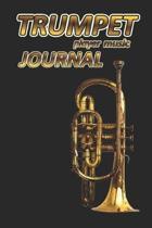 Trumpet Player Music Journal