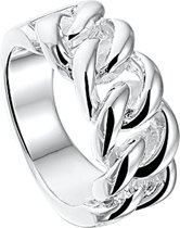 The Jewelry Collection Ring Gourmet - Zilver