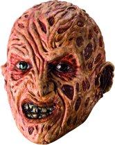 """""""Freddy Krueger™-masker voor volwassenen - Verkleedmasker - One size"""""""