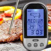 Quickstuff Digitale Remote Vleesthermometer - Wireless
