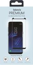 Gehard Glas Premium Screenprotector voor Samsung Galaxy S8 - Zwart