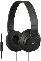 JVC HA-SR185B -  On-ear koptelefoon - Zwart