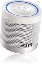 Veho VSS-747-360BT Portable 360 Bluetooth Speaker for iPhone/Phones/Laptops/Netbooks/Bluetooth devices with Micro SD and Volume/track control. 2x 2.2W - White