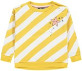 Tumble 'N Dry Meisjes Sweatshirt Jonne - Yellow - Maat 68