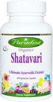 Biologische Shatavari (60 Veggie Caps) - Paradise Herbs