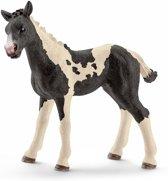 Schleich Pinto Veulen 13803 - Paard Speelfiguur - Farm World - 8,6 x 3,2 x 8 cm