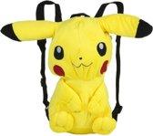 Pluche Pikachu Pokemon rugzak