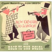 Ken Colyer'S Jazzmen - New Orleans To London And Back To T
