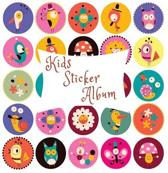 Kids Sticker Album