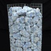 Blauwe Calciet Ruw - Groothandel Partij Stenen/Stukken van 0,5 tot 4kg - Topkwaliteit - 100KG