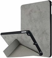 Teleplus Apple İPad Air 2 Clamshell Case Gray with Stand