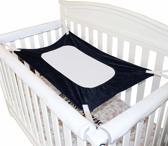 Baby hangmat voor wieg - Baby bed - Hangwiegje - Kraamcadeau - Babyshower (BLAUW)