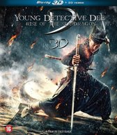 Young Detective Dee (3D Blu-Ray)
