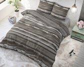 Sleeptime Elegance Quincy Sand Dekbedovertrek 140x200/220