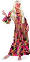 Hippie lange jurk Maat 48