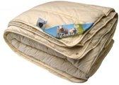 iSleep Kinderdekbed Wol 4-Seizoenen Texels Comfort - 120x150