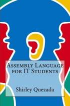 Assembly Language for It Students