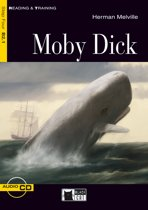 Reading & Training B2.1: Moby Dick book + audio-cd