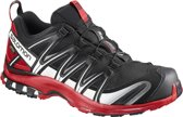 Salomon XA PRO 3D GTX® Wandelschoenen Heren - Black / Barbados Cherry / White