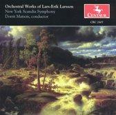 Orchestral Works of Lars-Erik Larsson