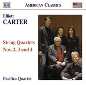 Pacifica Quartet - String Quartets Nos. 2, 3 & 4