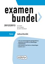 Examenbundel HAVO  - Natuurkunde 2012/2013
