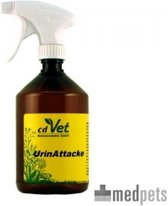 cdVet CasaCare Urine Attack Sproeifles - 500 ml