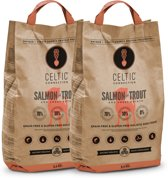 Celtic Connection - Duo Pack Salmon with Trout & Sweet Potato - 2x 5.5Kg