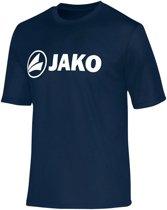 Jako Functioneel Shirt - Voetbalshirts  - blauw donker - XXL