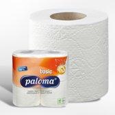 Paloma Basic Toiletpapier 2 lagen- 16 x 4 rollen