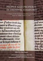 People and Property in Medieval Stamford