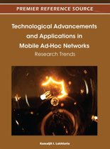 Technological Advancements and Applications in Mobile Ad-Hoc Networks