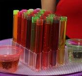 Barproducten.nl Plastic tray voor reageerbuisjes - 24 gaats