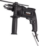 FERM PDM1049P Professionele Klopboormachine - 710W - 13mm - Variabele snelheid - Softgrip