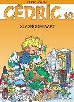 Cedric 10. Slagroomtaart